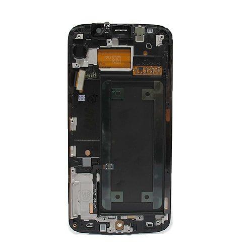 Samsung Galaxy S6 (G925) Edge LCD + touchscreen beli Full Original - Doktor Mobil servis mobilnih telefona