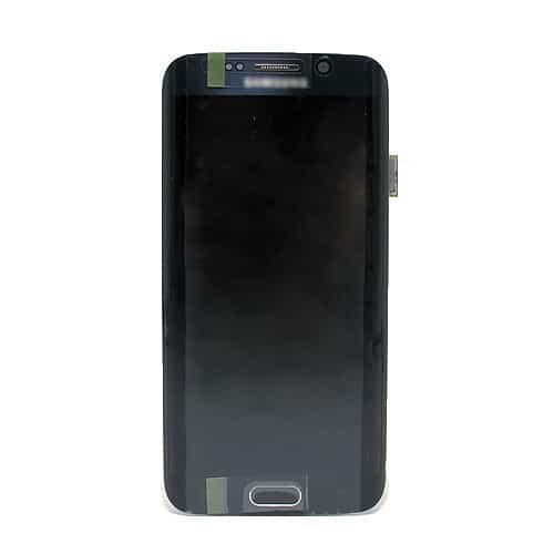 Samsung Galaxy S6 (G925) Edge LCD + touchscreen crni Full Original - Doktor Mobil