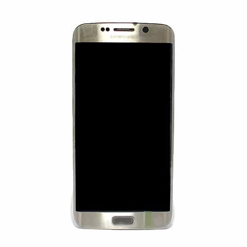 Samsung Galaxy S6 (G925) Edge LCD + touchscreen zlatni Full Original - Doktor Mobil