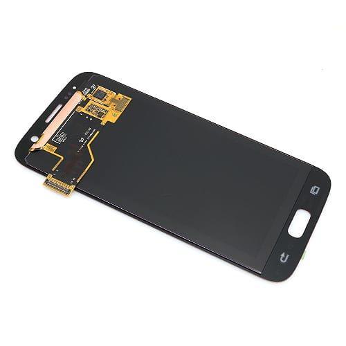 Samsung Galaxy S7 (G930) LCD + touchscreen ruža zlatni Full ORG - Doktor Mobil servis mobilnih telefona
