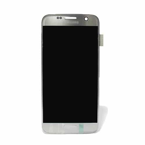 Samsung Galaxy S7 (G930) LCD + touchscreen srebrni Full ORG - Doktor Mobil