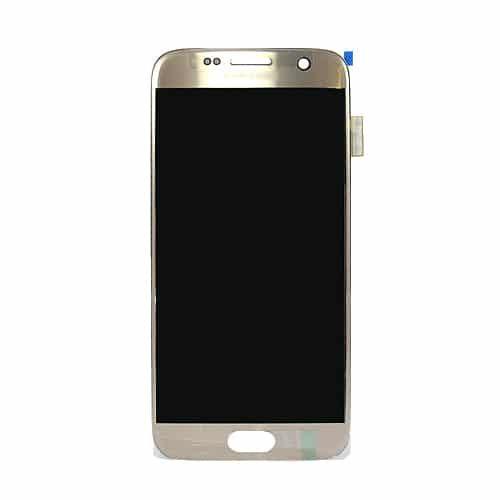 Samsung Galaxy S7 (G930) LCD + touchscreen zlatni Full ORG - Doktor Mobil
