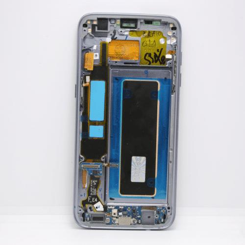 Samsung Galaxy S7 (G935) Edge LCD + touchscreen + frame crni Full ORG - Doktor Mobil servis mobilnih telefona