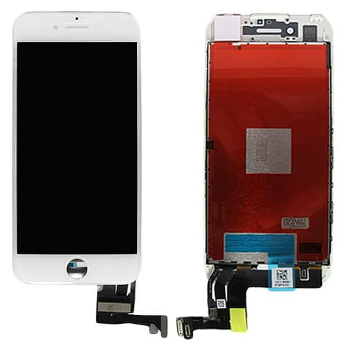 iPhone 7 LCD + touchscreen beli - Doktor Mobil