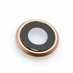 iPhone 8 staklo kamere zlatno - Doktor Mobil