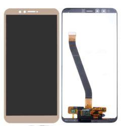 Huawei Y9 (2018) LCD + touchscreen zlatni - Doktor Mobil