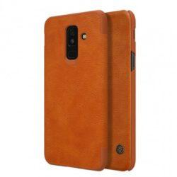 Samsung (A605) A6 Plus 2018 futrola Nillkin Qin braon- Doktor Mobil