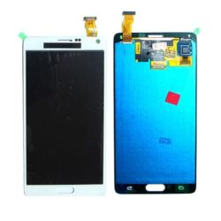 Samsung Galaxy Note 4 (N910) LCD + touchscreen beli - Doktor Mobil