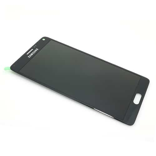 Samsung Galaxy Note 4 (N910) LCD + touchscreen crni Full ORG - Doktor Mobil