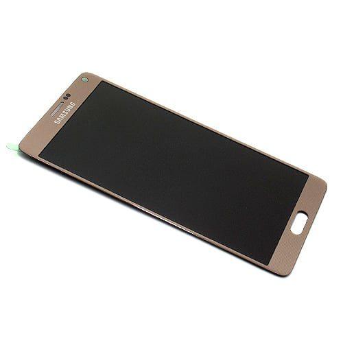Samsung Galaxy Note 4 (N910) LCD + touchscreen zlatni - Doktor Mobil