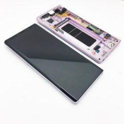 Samsung Galaxy Note 9 (N960F) LCD display ljubičasti - Doktor Mobil