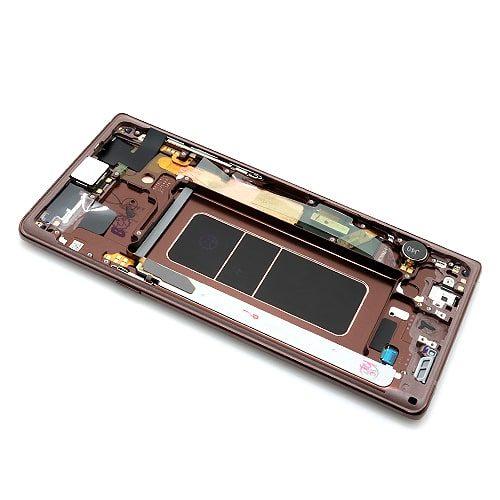 Samsung Galaxy Note 9 (N960F) LCD display zlatni - Doktor Mobil servis mobilnih telefona
