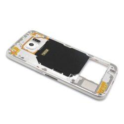 Samsung S6 (G920) srednje kuciste belo - Doktor Mobil
