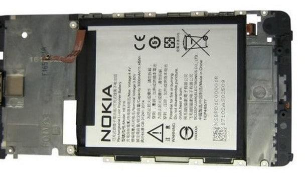 zamena baterije nokia 6.1