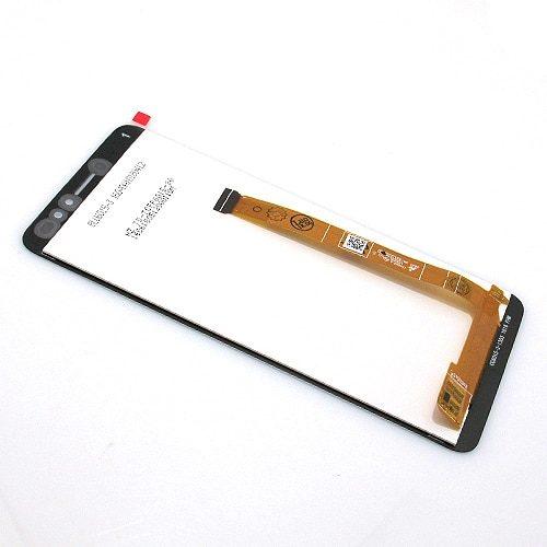 Alcatel 3V (OT-5099) LCD + touchscreen crni - Doktor Mobil servis mobilnih telefona