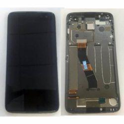 Alcatel Idol 4s (OT-6070) LCD + touchscreen + frame crni FULL ORIGINAL - Doktor Mobil