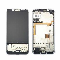 Blackberry Keyone LCD + touchscreen + frame crni - Doktor Mobil