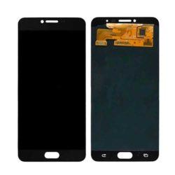 Samsung Galaxy C7 Pro (C7010) LCD + touchscreen crni FULL ORIGINAL - Doktor Mobil