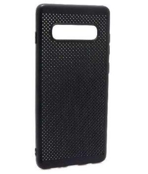 Samsung S10 Plus (G975F) futrola Breath crna - Doktor Mobil