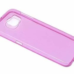 Samsung S6 (G920) futrola Ultra tanki Protect silikon roze- Doktor Mobil