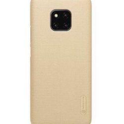 Huawei Mate 20 Pro futrola Nillkin super frost zlatna - Doktor Mobil