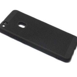 Huawei P10 Lite futrola silikon Breath crna - Doktor Mobil