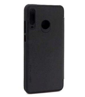 Huawei P30 Lite futrola Nillkin Qin crna zadnja strana- Doktor Mobil