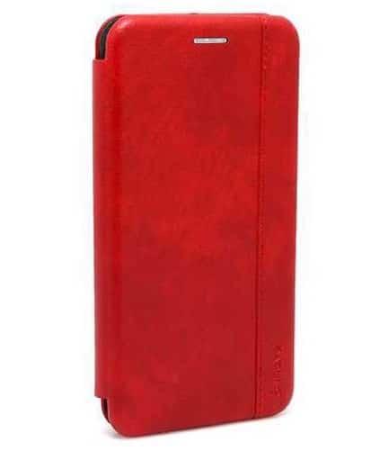 Huawei P30 Pro futrola Bi Fold ihave Gentleman crvena - Doktor Mobil