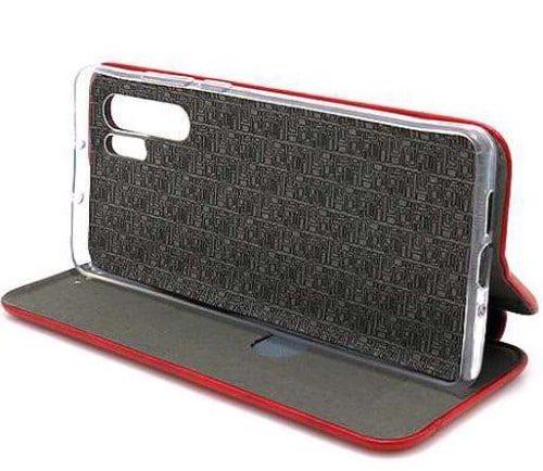 Huawei P30 Pro futrola Bi Fold ihave Gentleman crvena preklop - Doktor Mobil