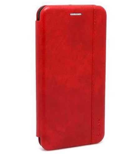 Huawei Y6 (2018) futrola Bi Fold ihave Gentleman crvena - Doktor Mobil