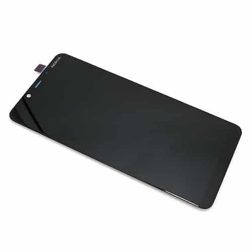 Nokia 3.1 Plus LCD + touchscreen crni original - Doktor Mobil