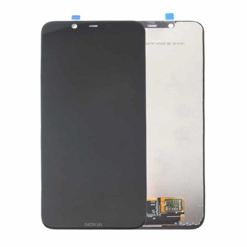 Nokia 8.1 LCD +touch screen crni - Doktor Mobil