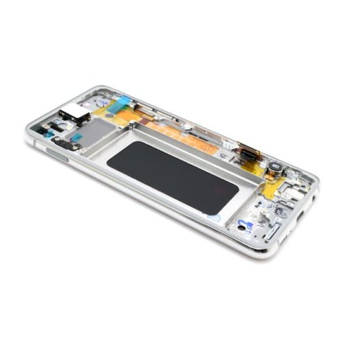 Samsung (G970F) Galaxy S10e LCD + touchscreen + frame beli Full ORG - Doktor Mobil servis mobilnih telefona
