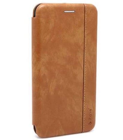 Samsung J6 (J600) futrola Bi Fold ihave Gentleman braon - Doktor Mobil