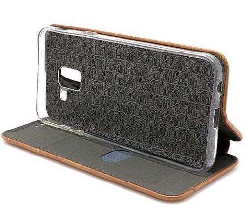 Samsung J6 (J600) futrola Bi Fold ihave Gentleman braon preklop - Doktor Mobil