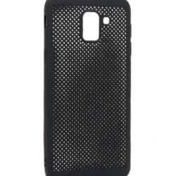 Samsung J6 J600 futrola silikon Breath crna - Doktor Mobil