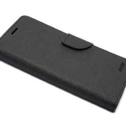 Huawei P9 Lite futrola Bi Fold Mercury crna - Doktor Mobil