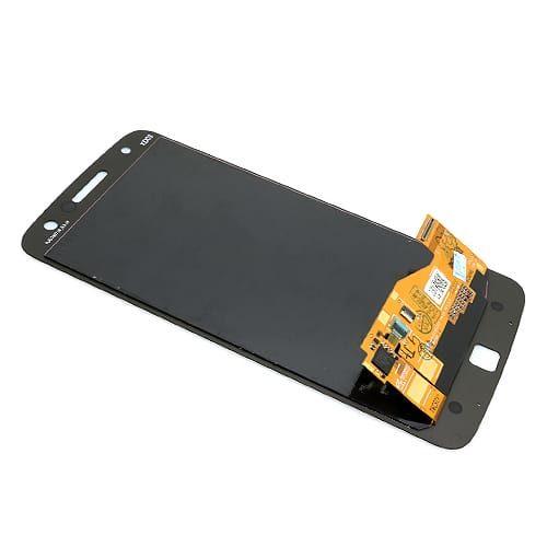 Motorola Moto Z LCD + touchscreen crni ORG - Doktor Mobil servis mobilnih telefona