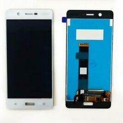 Nokia 5 LCD + touchscreen beli - Doktor Mobil