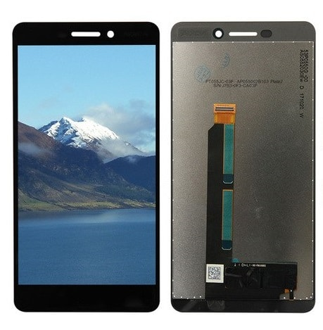 Nokia 6.1 LCD + touchscreen crni - Doktor Mobil
