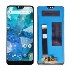 Nokia 7.1 LCD ekrani