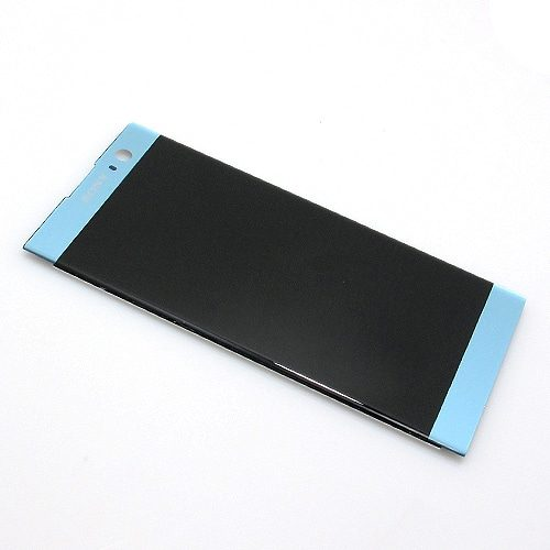 Sony Xperia XA2 LCD + touchscreen plavi - Doktor Mobil