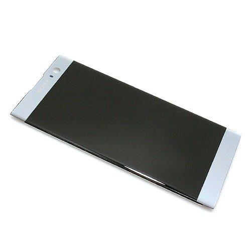 Sony Xperia XA2 LCD + touchscreen srebrni - Doktor Mobil