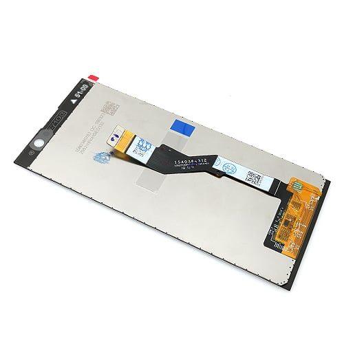 Sony Xperia XA2 Plus LCD + touchscreen crni - Doktor Mobil servis mobilnih telefona