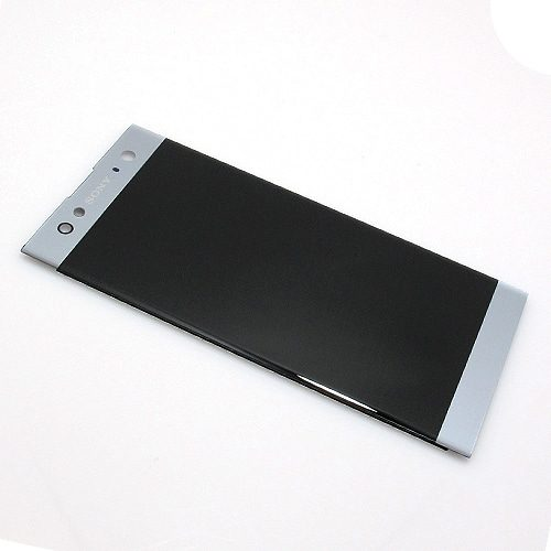 Sony Xperia XA2 Ultra LCD + touchscreen srebrni-Doktor Mobil