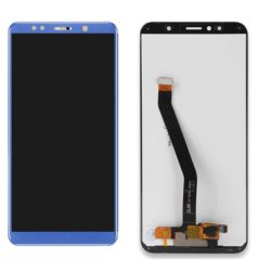Huawei Y6 (2018) LCD + touchscreen plavi - Doktor Mobil