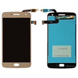 LCD Motorola MOTO G5 Plus+touchscreen zlatni - Doktor Mobil