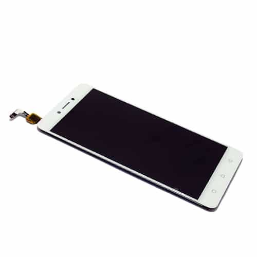Lenovo K6 Note LCD + touchscreen beli - Doktor Mobil
