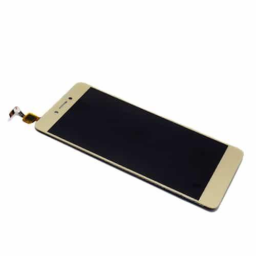 Lenovo K6 Note LCD + touchscreen zlatni - Doktor Mobil