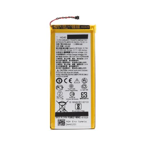 Motorola Moto G5 Plus baterija Teracell Plus - Doktor Mobil